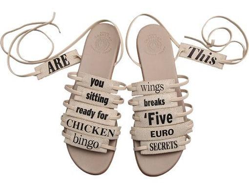 slogan scarpe