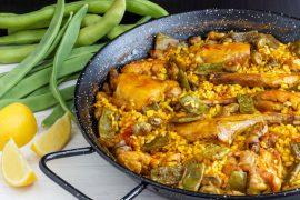 ricetta originale della paella valenciana