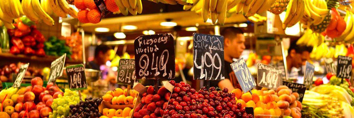 mercati di barcellona
