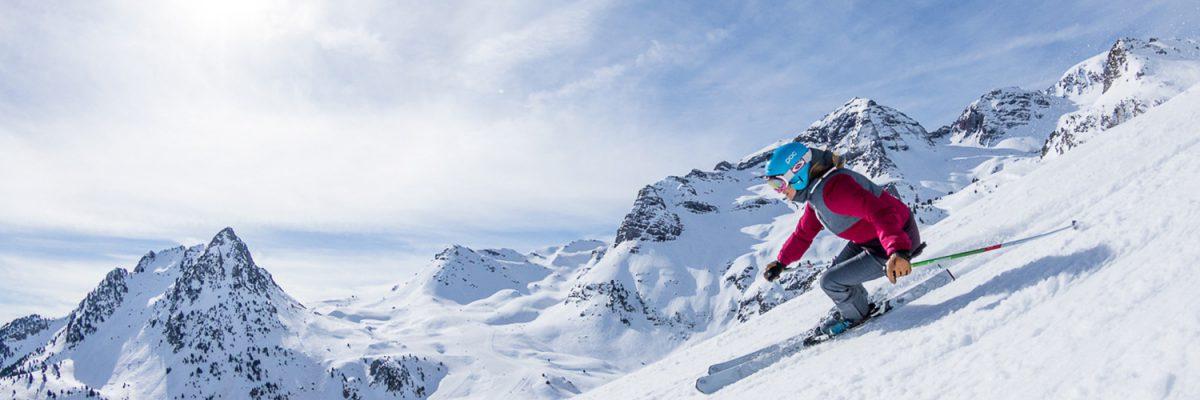dove sciare in spagna
