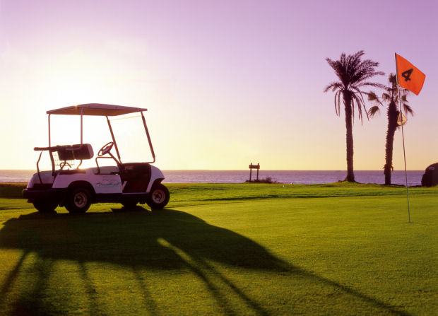 golf alle canarie