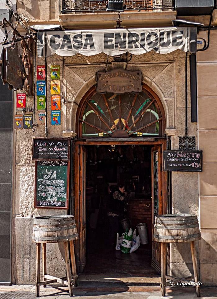 mangiare a Granada