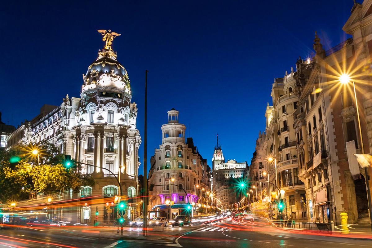 Autunno a Madrid vacanze