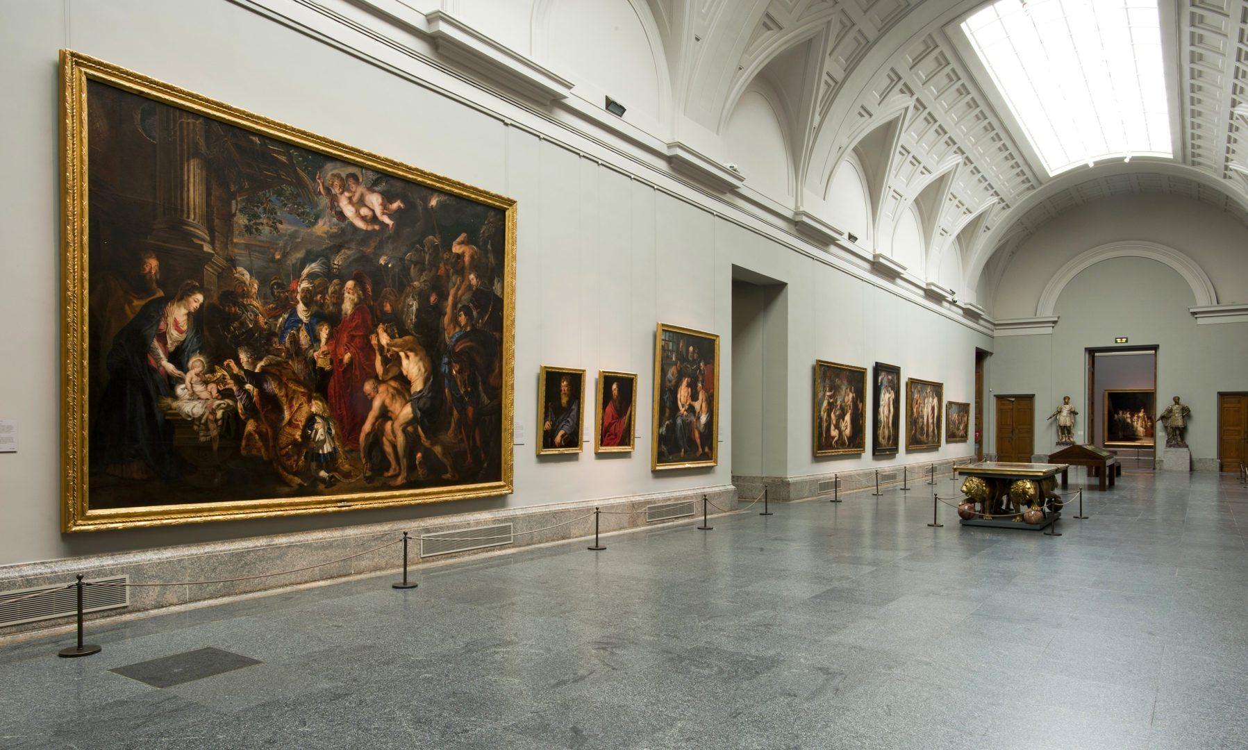 quadri del Prado