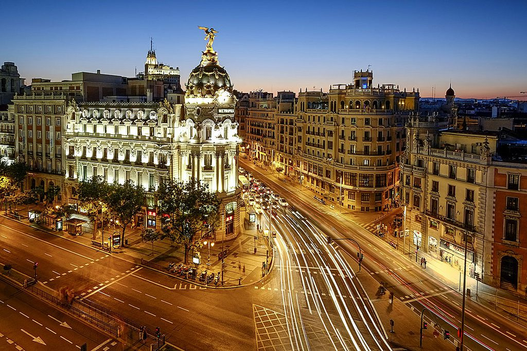 madrid in vacanza
