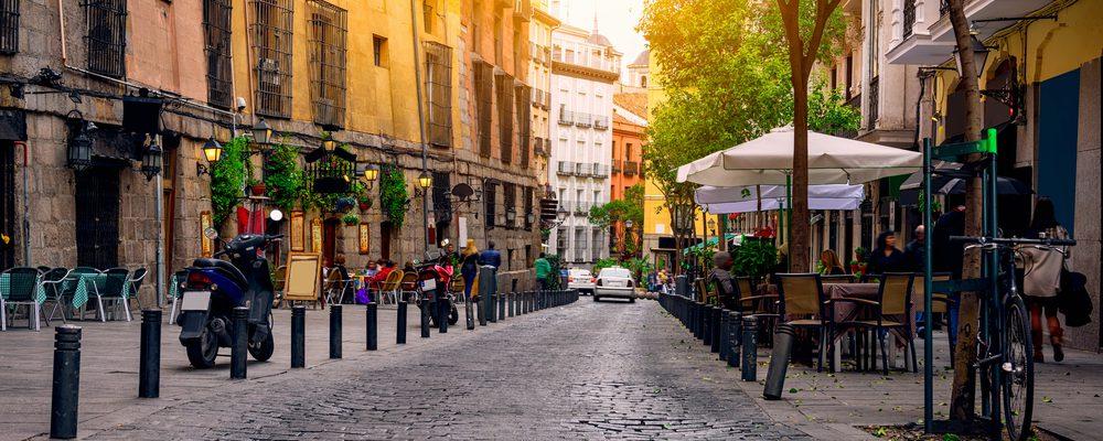 Imparare lo spagnolo a Madrid