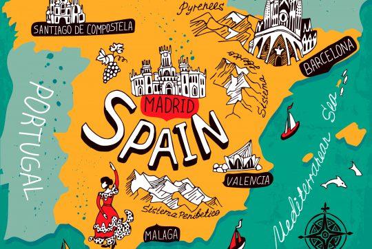 News in breve dalla Spagna