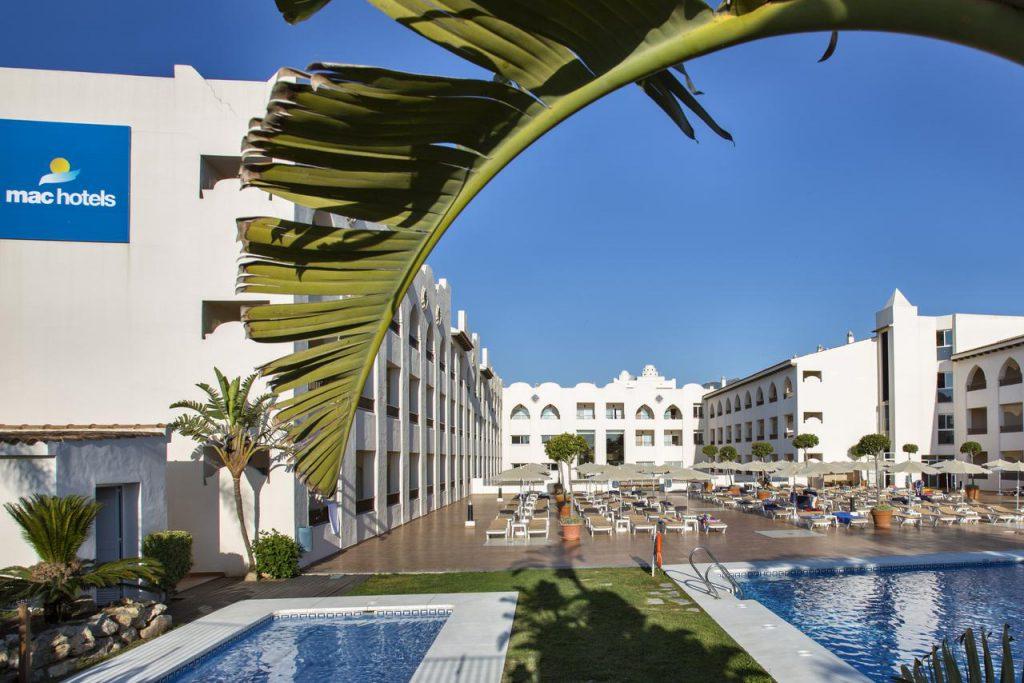 hotel sul mare malaga