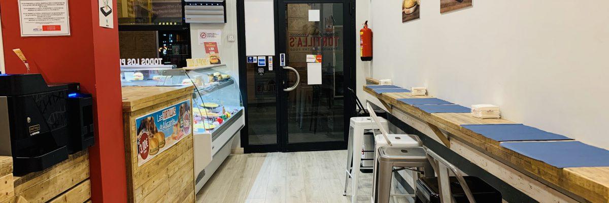 Si cede ristorante nel centro di Alicante