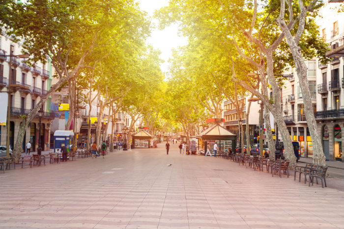 Barcellona Ramblas