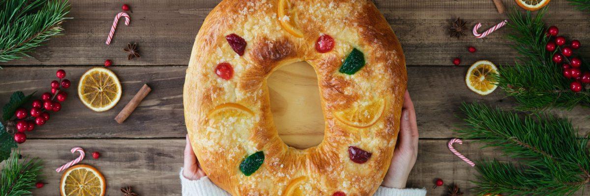 La ricetta originale di Roscon de Reyes