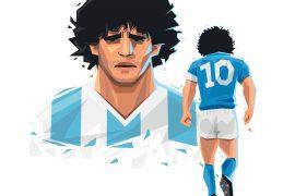 Saluto a Maradona
