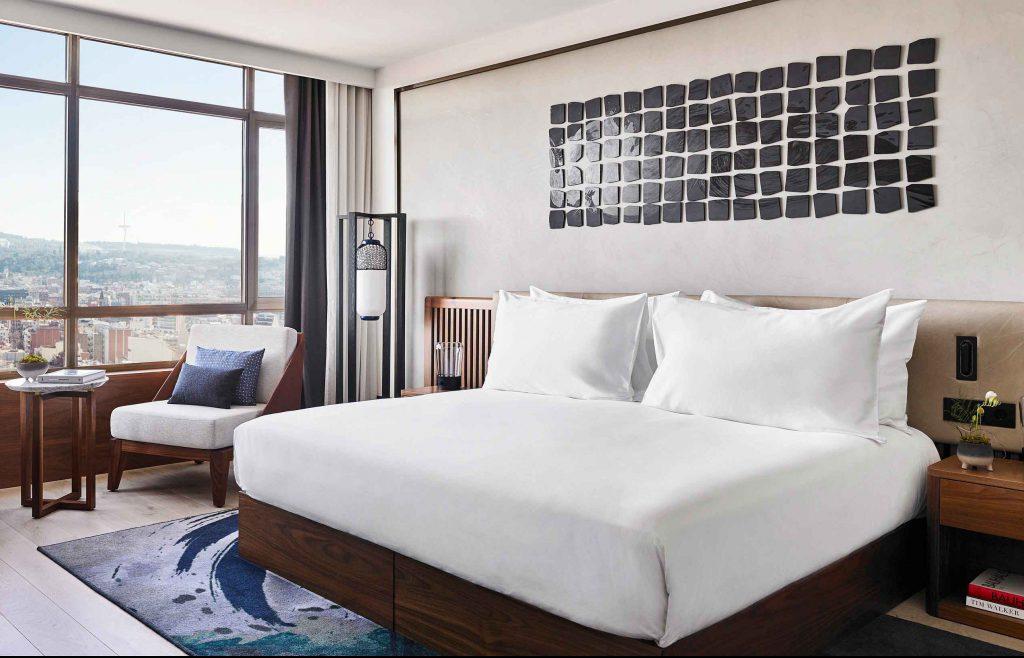 Hotel a Barcellona Robert De Niro